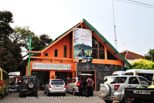 Tourism Information Center TIC Semarang