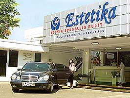 Estetika, Klinik Spesialis Kulit