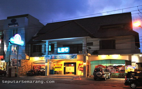 london beauty center semarang