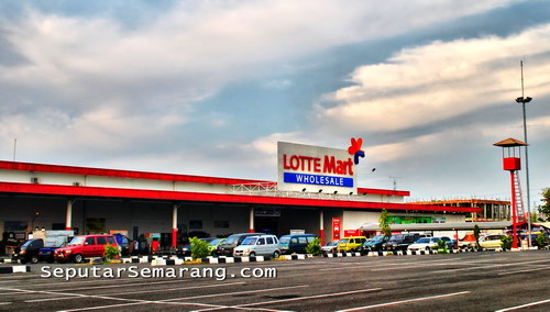 Lotte Mart Wholesale Semarang