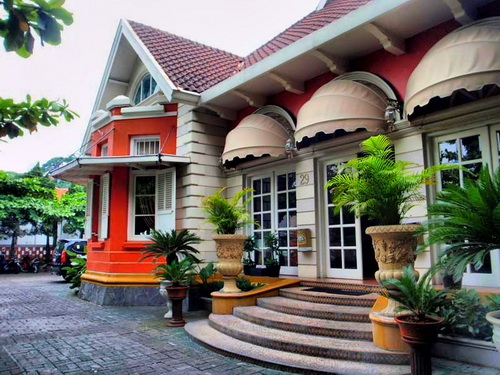 Pesta Keboen Restoran Seputar Semarang