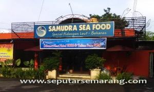 samudra sea food sultan agung