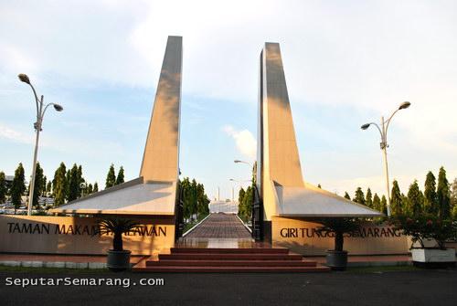 Taman Makam Pahlawan TMP Giri Tunggal