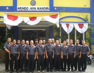 Arindo Jaya Mandiri Freight Forwarder