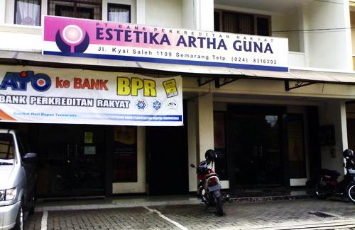 BPR Estetika Artha Guna