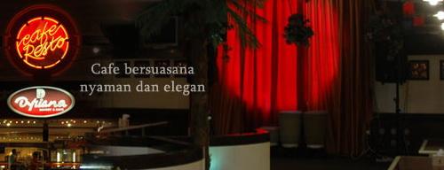 Dyriana Bakery & Cafe Pandanaran