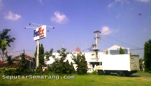 FedEx Station Semarang