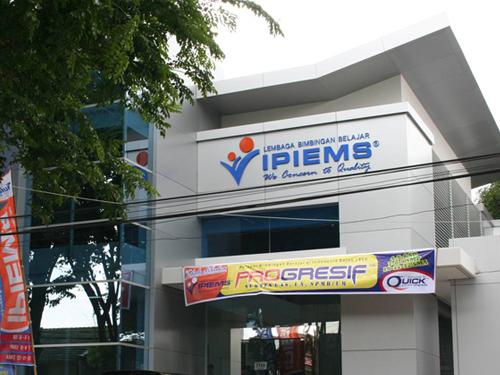 Lembaga Bimbingan Belajar IPIEMS Banyumanik