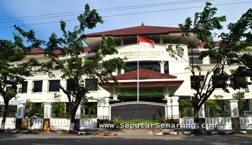 Kementerian Hukum Dan Ham RI Kanwil Jateng