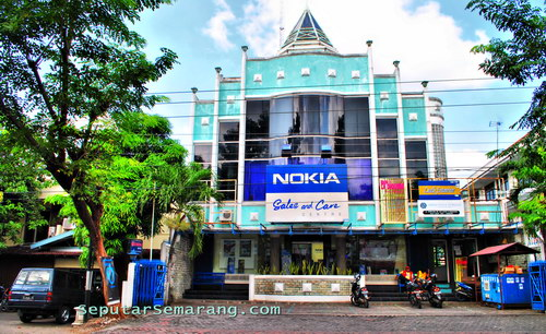 Nokia Care Center Sriwijaya