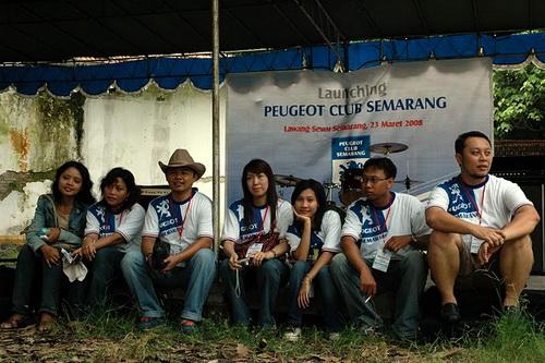 Peugeot Club Semarang