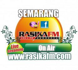 Rasika FM Semarang 100.1 MHz