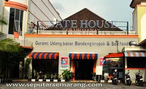 Sate House Sriwijaya