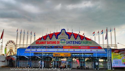 Jateng Fair 2011 Arena PRPP Jawa Tengah