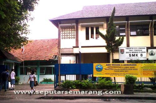 SMK Negeri 8 Semarang | Seputar Semarang