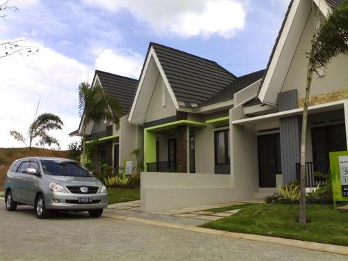 the hills tamansari rumah tipe 45