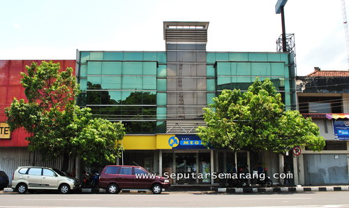 Bank Mega Semarang Pandanaran