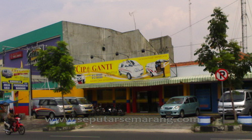 Cipaganti Tour & Travel Sultan Agung