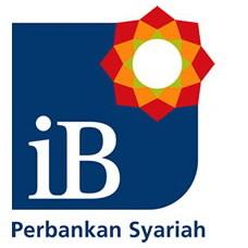 iB logo bank syariah