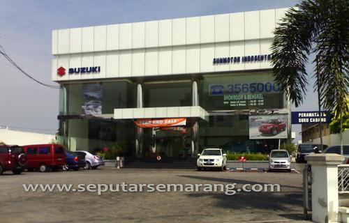 Suzuki Mobil Semarang Pemuda