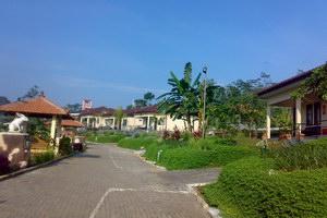 suasana alami kencana agrowisata resort