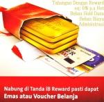 Tanda iB Reward OCBC NISP Syariah