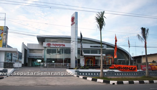 Dealer Resmi Toyota Semarang