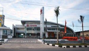 Toyota Nasmoco Semarang