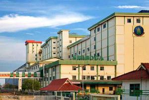 Sriboga Raturaya Flourmill Semarang