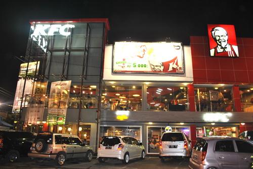 KFC Semarang Pandanaran