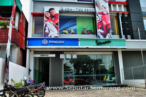 Piaggio Vespa Semarang Authorized Dealer