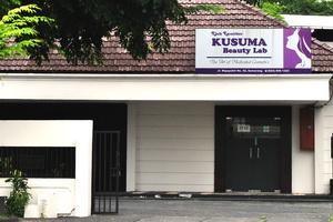 kusuma beauty lab klinik kecantikan