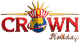 logo crown holyday travel agent