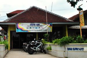 Pusat isi ulang tinta printer Soerya com Semarang