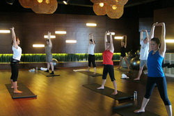 celebrity fitness center paragon semarang