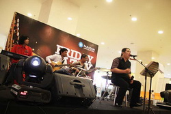 friday jazzy times paragon semarang