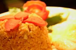 nasi goreng merbabu