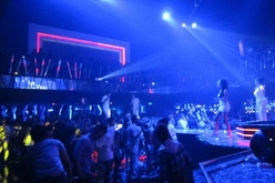 The best club in town babyface sexy dancer in semarang