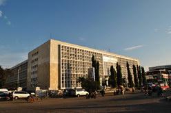 gedung keuangan negara