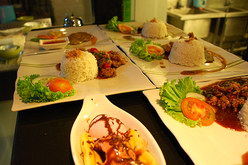 menu menu di river view cafe smg