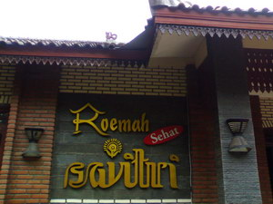 Rumah Sehat Savitri, Pusat Perawatan Kesehatan & Relaksasi