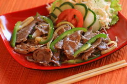 a la carte beef yakiniku hokiku japanese resto