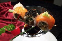 aneka sushi at nori