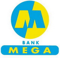 bank mega logo