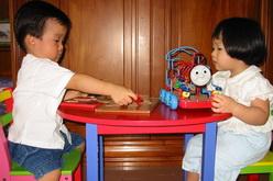 bermain sambil belajar kiddie land semarang