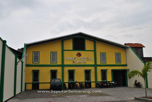 Fanny Futsal Stadium