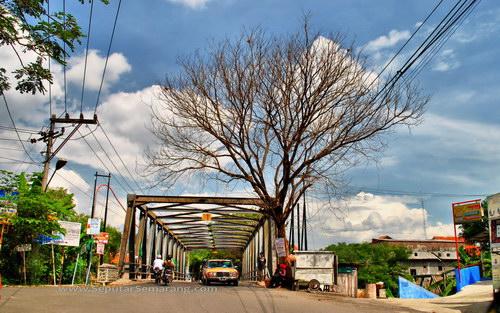 Gambar Pemandangan Kreteg Wesi Semarang
