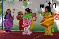 go green belajar menari