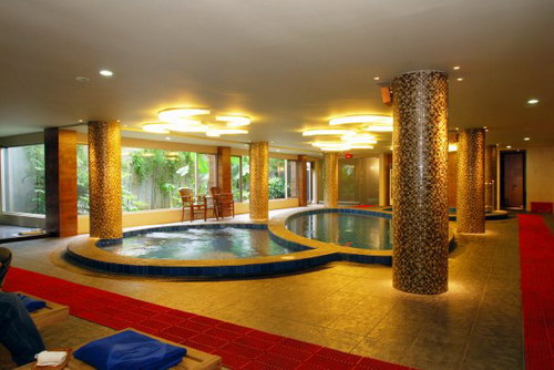 Graha spa imam bonjol pool