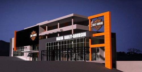 Mabua Harley-Davidson Semarang